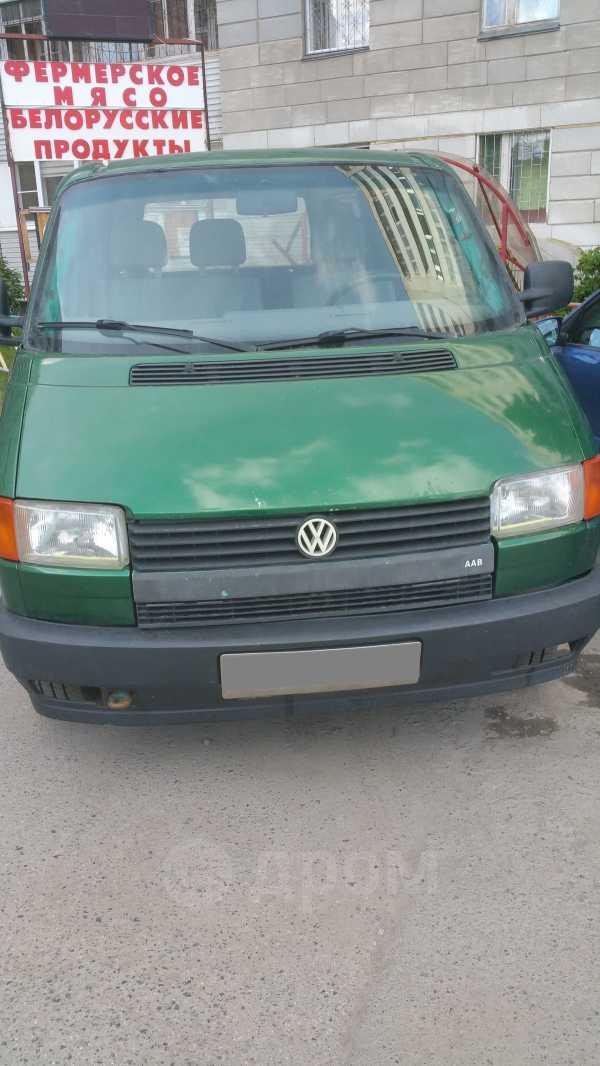 Volkswagen Transporter, 1993 год, 220 000 руб.