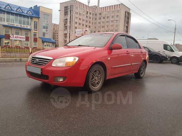 Kia Cerato, 2008 год, 310 000 руб.