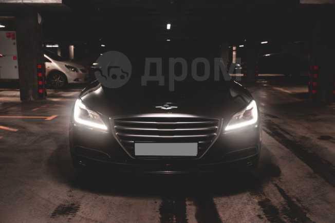 Hyundai Genesis, 2014 год, 1 370 000 руб.