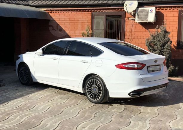 Ford Mondeo, 2016 год, 1 370 000 руб.