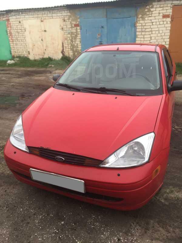 Ford Focus, 2000 год, 150 000 руб.