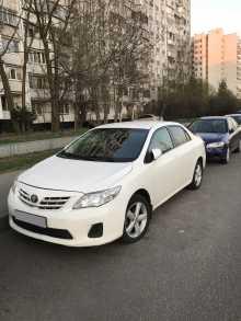 Зеленоград Corolla 2011