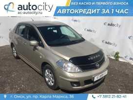 Омск Nissan Tiida 2011