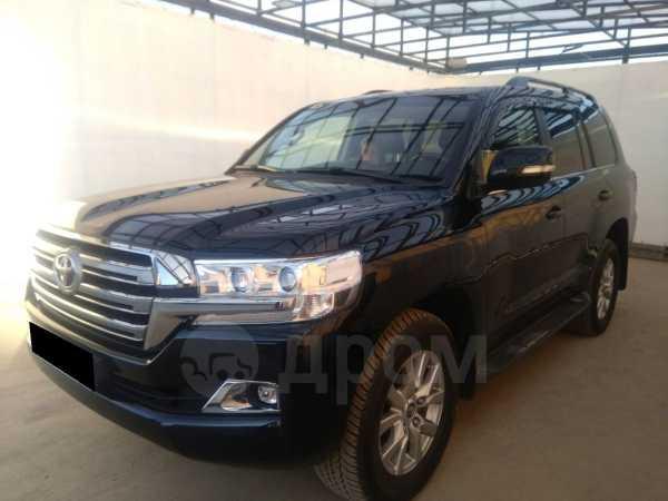 Toyota Land Cruiser, 2018 год, 4 999 990 руб.