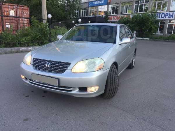 Toyota Mark II, 2002 год, 469 000 руб.