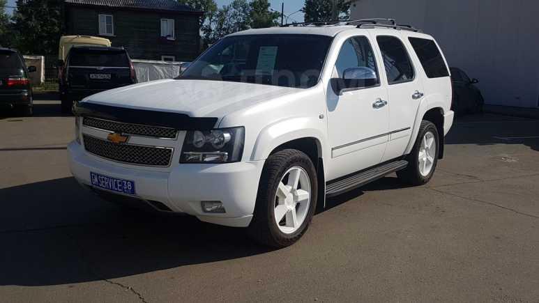 Chevrolet Tahoe, 2012 год, 1 665 000 руб.