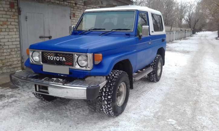 Toyota Land Cruiser, 1989 год, 560 000 руб.