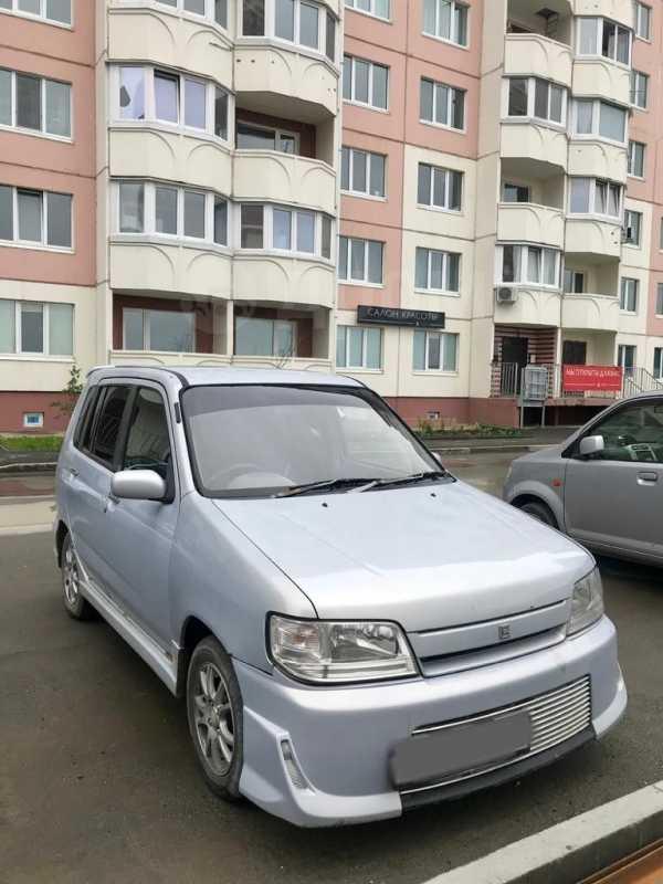 Nissan Cube, 2000 год, 159 000 руб.