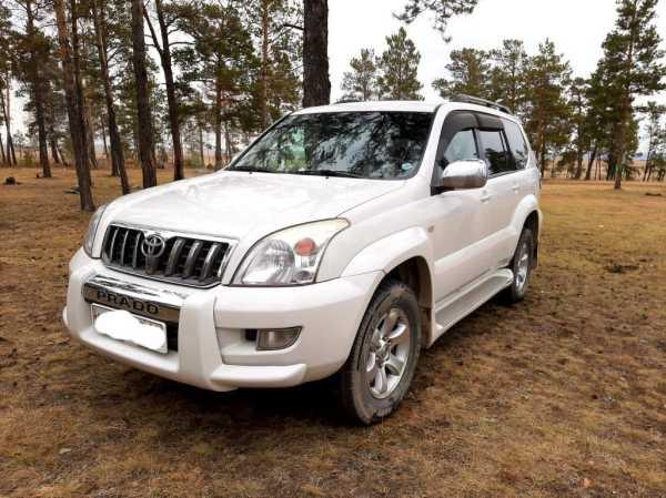 Toyota Land Cruiser Prado, 2008 год, 1 280 000 руб.