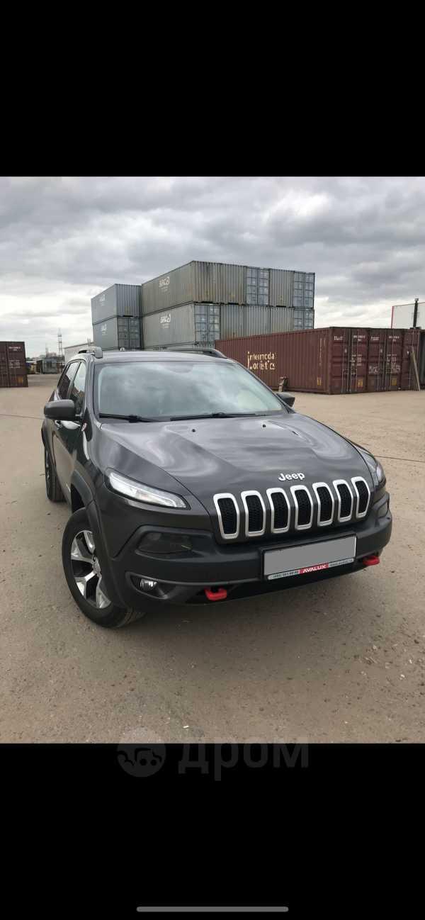 Jeep Cherokee, 2014 год, 1 698 000 руб.