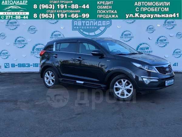 Kia Sportage, 2013 год, 977 000 руб.