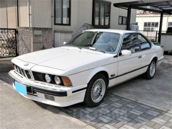 BMW 6-Series, 1988 год, 578 000 руб.
