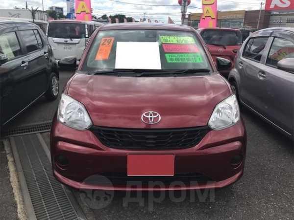 Toyota Passo, 2017 год, 415 000 руб.