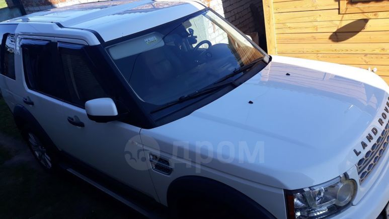 Land Rover Discovery, 2012 год, 1 340 000 руб.