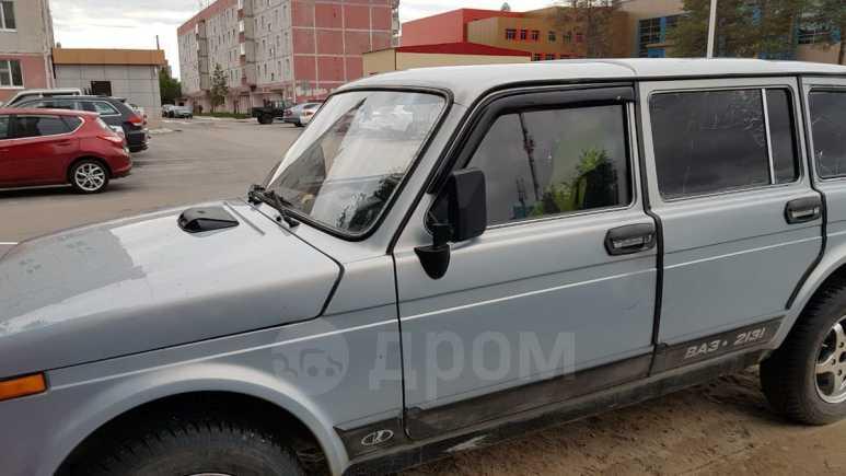 Лада 4x4 2131 Нива, 2005 год, 165 000 руб.