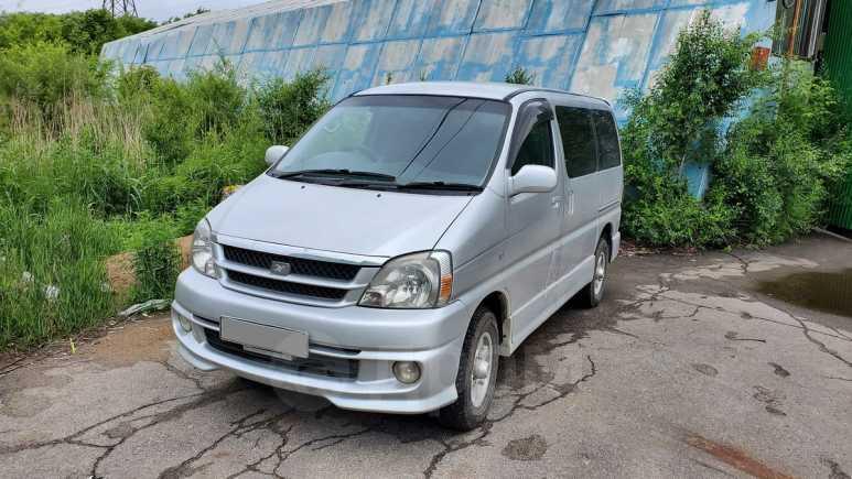 Toyota Touring Hiace, 2000 год, 520 000 руб.