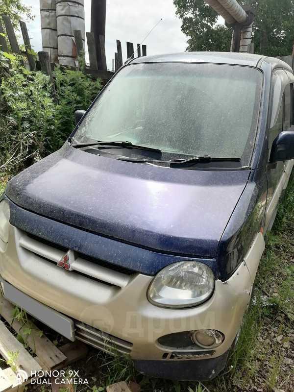 Mitsubishi Toppo BJ Wide, 1999 год, 90 000 руб.