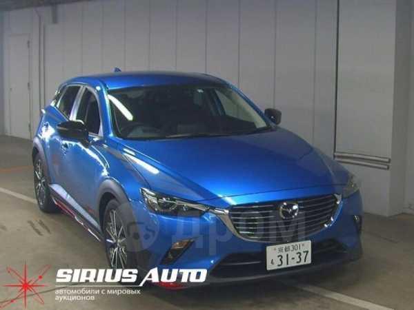 Mazda CX-3, 2015 год, 690 000 руб.