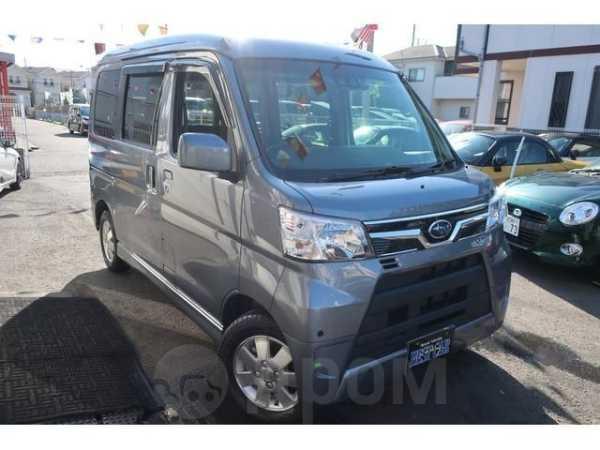 Subaru Dias Wagon, 2018 год, 550 000 руб.