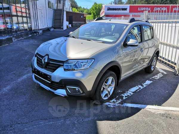 Renault Sandero Stepway, 2020 год, 830 000 руб.