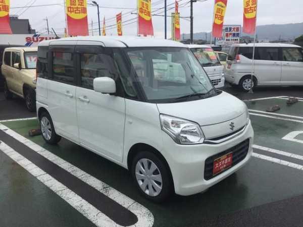 Suzuki Spacia, 2016 год, 488 500 руб.