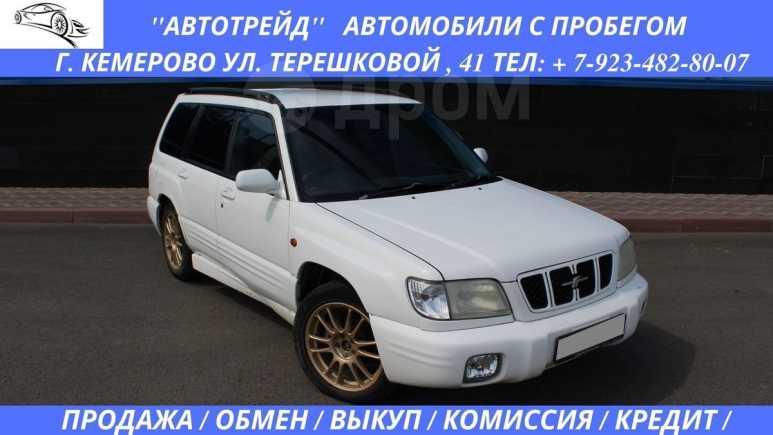 Subaru Forester, 2001 год, 265 000 руб.
