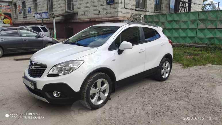 Opel Mokka, 2012 год, 685 000 руб.