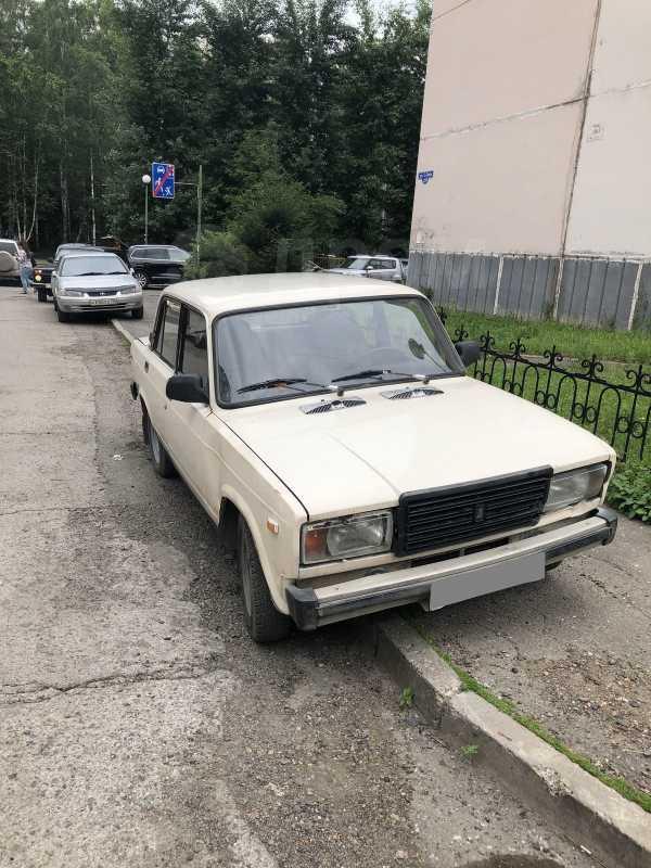 Лада 2107, 1994 год, 27 000 руб.