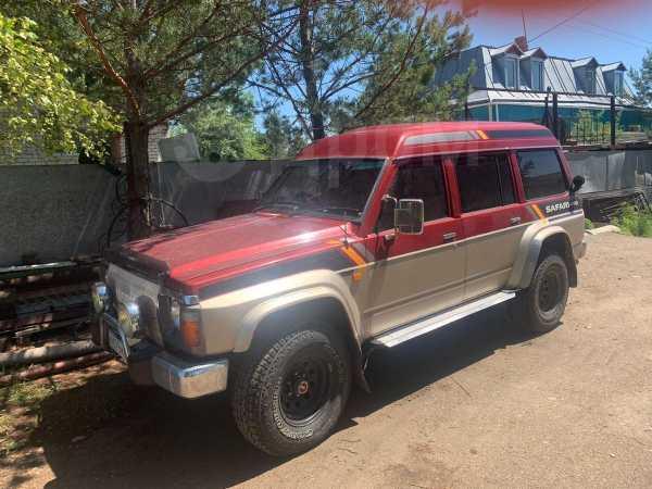 Nissan Safari, 1992 год, 920 000 руб.