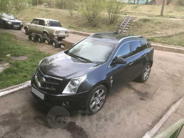 Cadillac SRX, 2012 год, 1 100 000 руб.