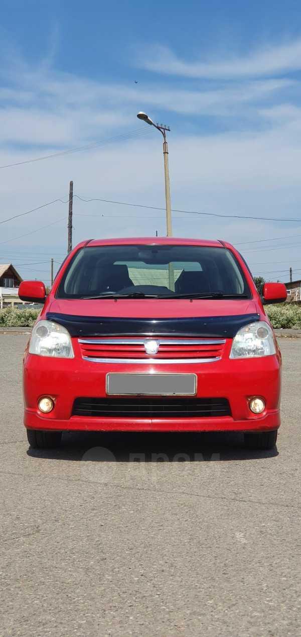 Toyota Raum, 2004 год, 390 000 руб.