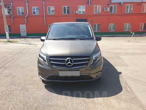 Mercedes-Benz Vito, 2017 год, 2 650 000 руб.