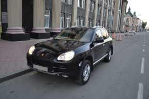 Иркутск Cayenne 2006