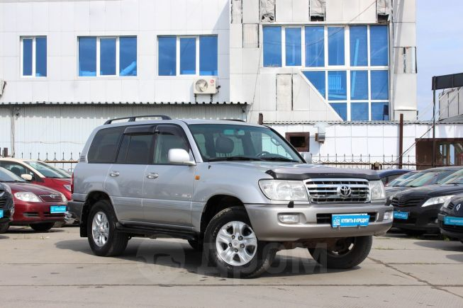 Toyota Land Cruiser, 2006 год, 1 379 000 руб.