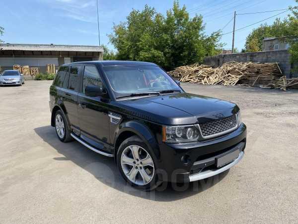Land Rover Range Rover Sport, 2010 год, 1 100 000 руб.