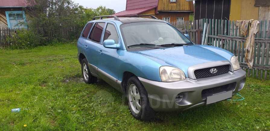 Hyundai Santa Fe, 2003 год, 320 000 руб.