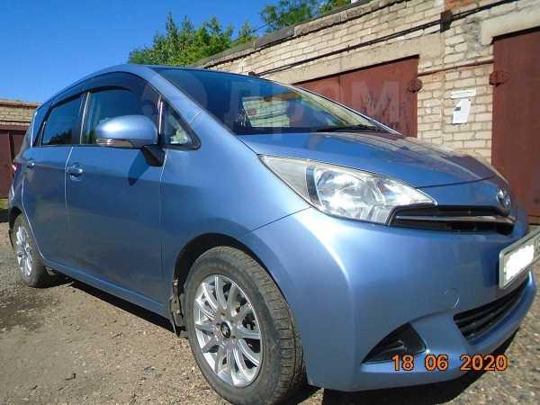 Toyota Ractis, 2011 год, 505 000 руб.