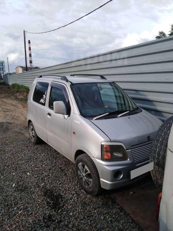 Suzuki Wagon R, 1998 год, 125 000 руб.