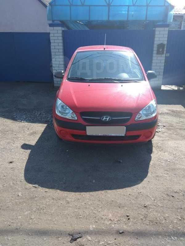 Hyundai Getz, 2010 год, 270 000 руб.