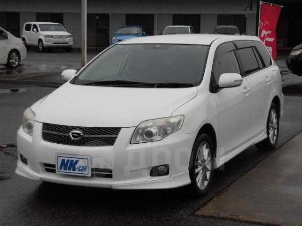 Toyota Corolla Fielder, 2007 год, 320 000 руб.