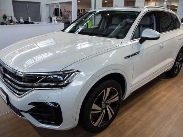 Volkswagen Touareg, 2020 год, 4 930 000 руб.