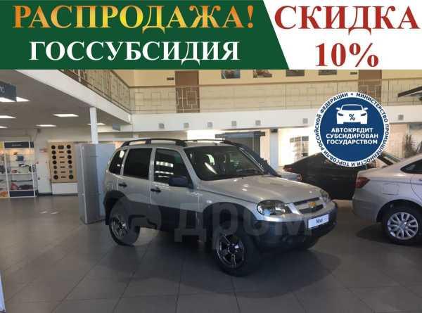 Chevrolet Niva, 2020 год, 868 000 руб.