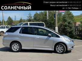 Красноярск Fit Shuttle 2012