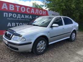 Шадринск Octavia 2003