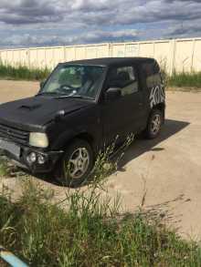 Омск Pajero Mini 2000