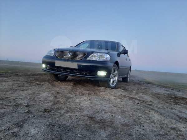 Toyota Mark II, 2001 год, 600 000 руб.