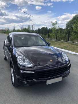Челябинск Cayenne 2015