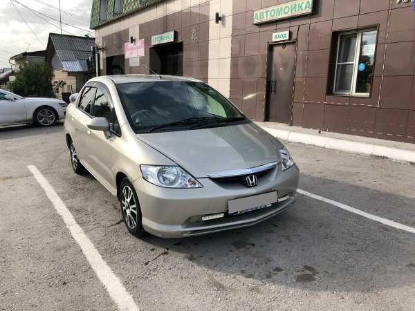 Honda Fit Aria, 2005 год, 228 000 руб.