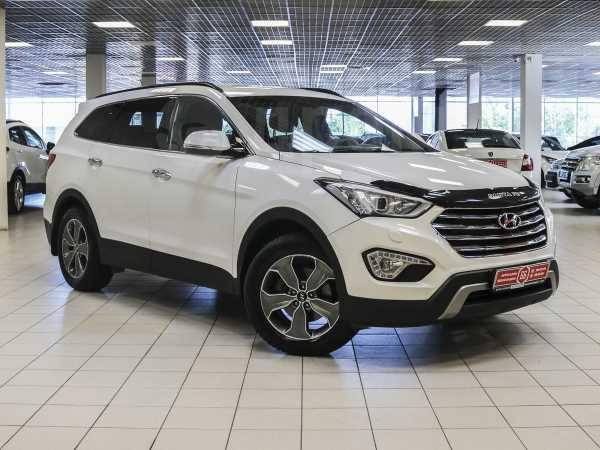 Hyundai Grand Santa Fe, 2014 год, 1 299 900 руб.