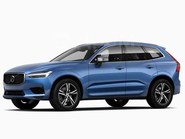 Volvo XC60, 2020 год, 4 637 996 руб.